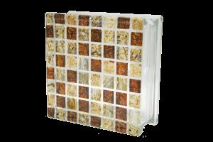 Slate Mix Golden - 19x19x8cm